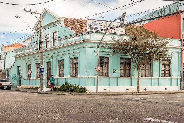 A casa do senhor Manoel Azevedo Macedo