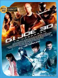 G.I. Joe 2 La venganza 2013 HD [1080p] Latino [Mega] dizonHD