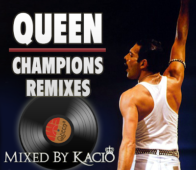 Queen - Kacio Mix CD1