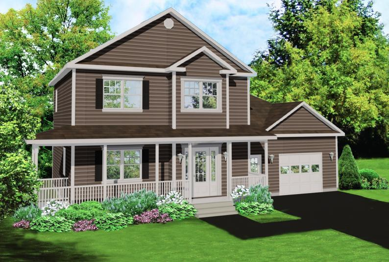 Prefab homes and modular homes in canada prefab and for Small cottage plans canada
