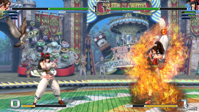 The King Of Fighters XIV Steam Edition PC imagenes