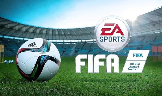 Game Sepak Bola tuk Android - FIFA Soccer