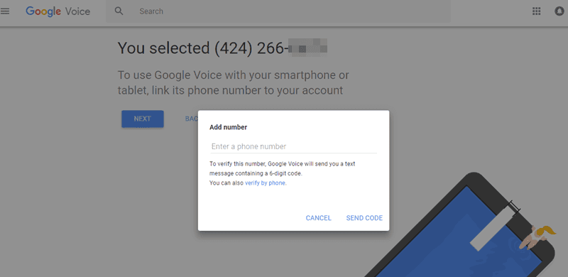 How to get Google Voice Number for free calls on your computer