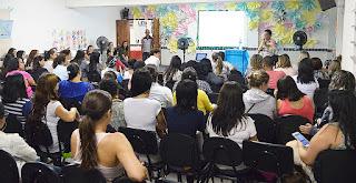 Professores da rede municipal começam  o curso de formação do Pacto Nacional pela Alfabetização na Idade Certa (PNAIC)
