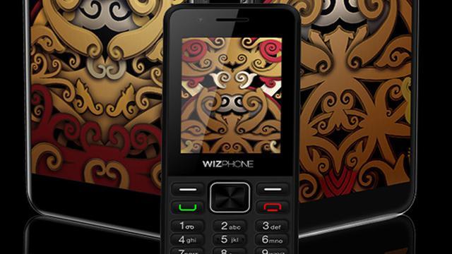 Wizphone, Ponsel Baru Google yang akan Dijual Rp99.000 di Alfamart