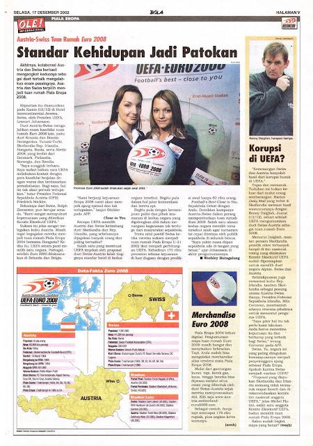 PIALA EROPA AUSTRIA-SWISS TUAN RUMAH EURO 2008