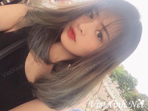 Minh Trang xinh gái với cặp giò làm anh mất ngủ