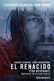 El Renacido Poster