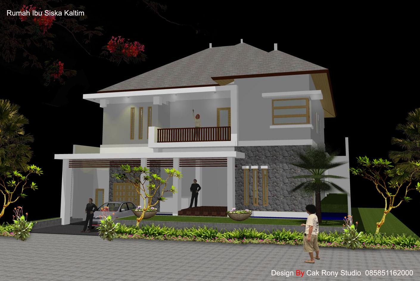 model rumah arab saudi 4
