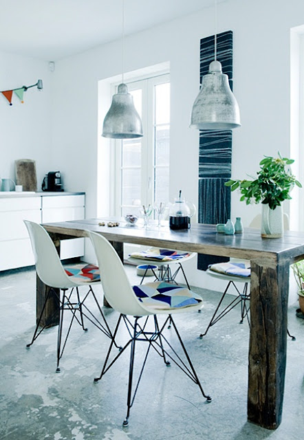 Jodie Carter Design Casual Dining Rooms