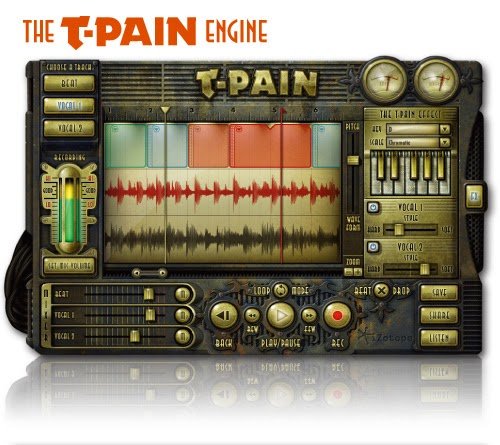 تحميل برنامج the t pain engine