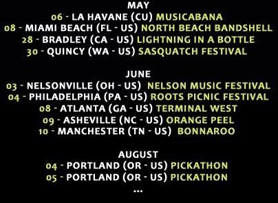 Ibeyi Concert Dates
