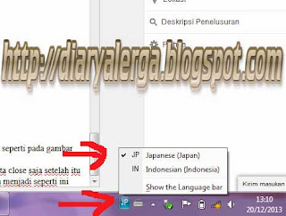 layout keyboard laptop berantakan karakter nya