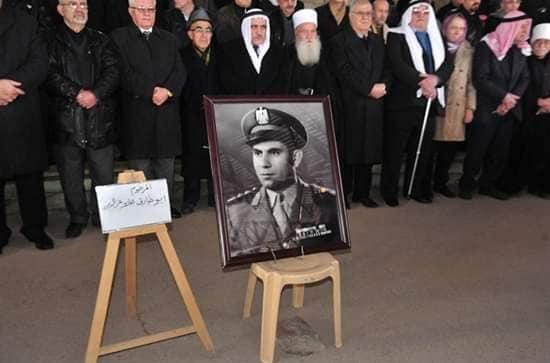 رحيل الوزير السابق في عهد الوحدة بين سوريا ومصر،جادو سعيد عزالدين