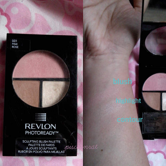Revlon Photoready Sculpting Palette  review