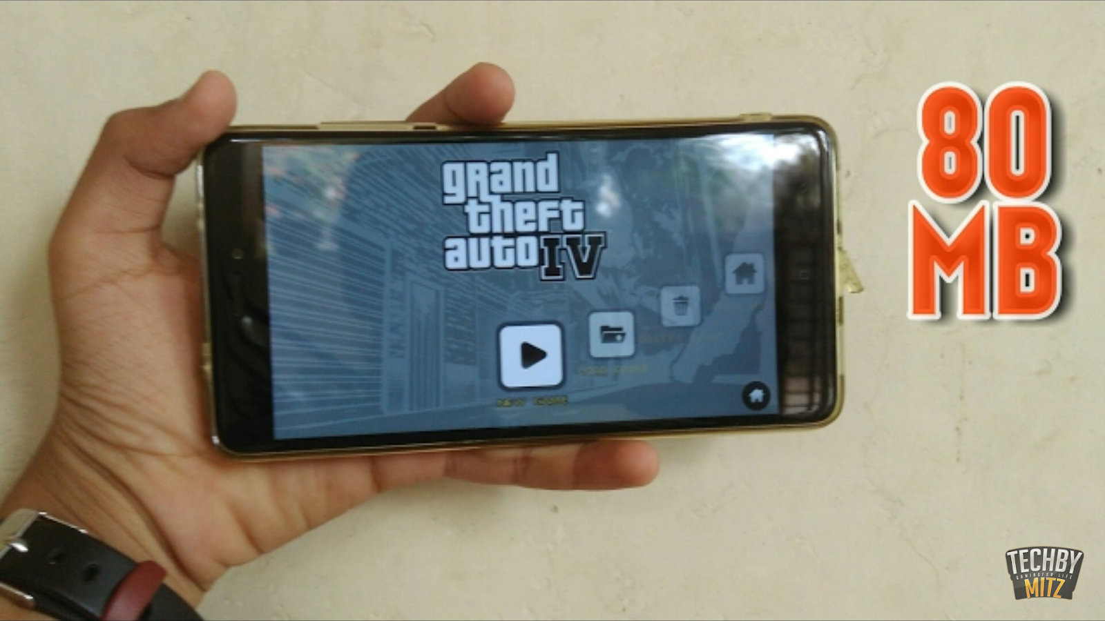GTA 4 Mod Download For Android | GTA IV Mod Apk+Data
