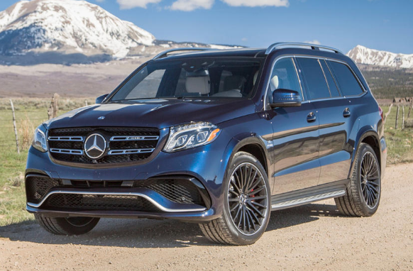 2017 Mercedes-AMG GLS63 4MATIC Review