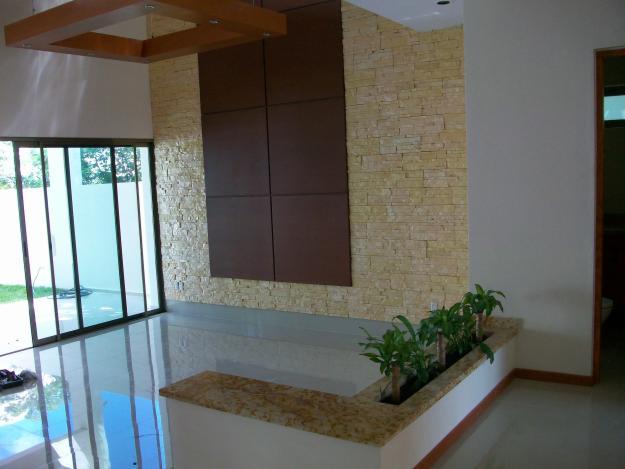 Decoraci n minimalista y contempor nea elegantes acabados for Decoracion interior de casas minimalistas