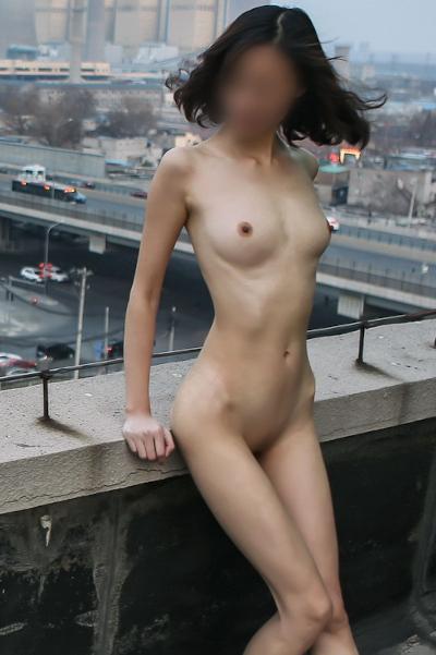 [Nakedangel.Club] 北京天使Ariel露出全套4K原版圖視系列 Vol.01