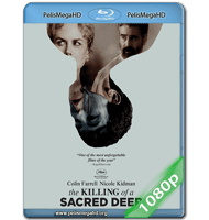 EL SACRIFICIO DE UN CIERVO SAGRADO (2017) FULL 1080P HD MKV ESPAÑOL LATINO