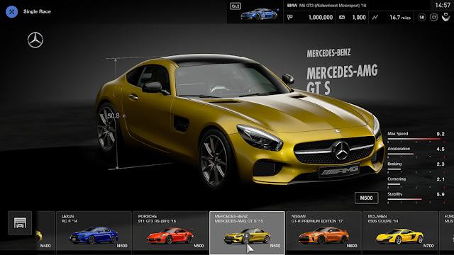 Se anuncia demo de Gran Turismo Sport para el 9 de octubre