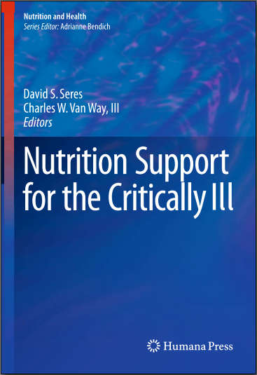 Nutrition Support for the Critically Ill (Dec 26, 2015)