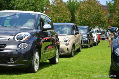 Fiat FreakOut Concours