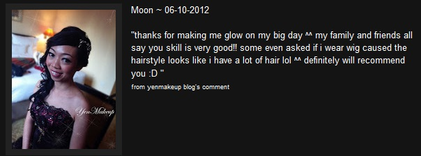 good skill comment about mua