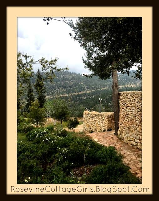 Judean Countryside Yad Hashmona