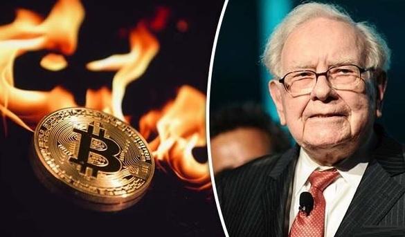 El multimillonario Warren Buffet asegura que el Bitcoin tendrá un mal final