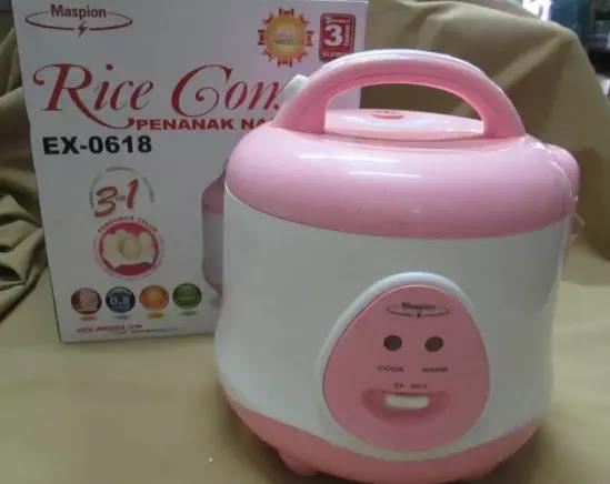 Rice Cooker Mini Maspion Terbaik