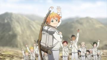 Yakusoku no Neverland Season 2 Episode 3