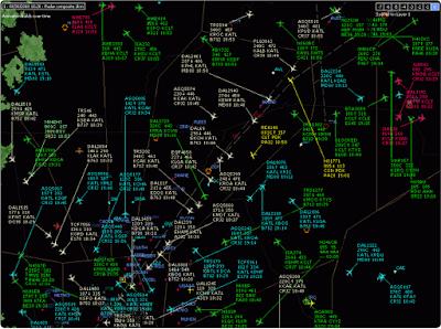 aircraft radar beacon transponder
