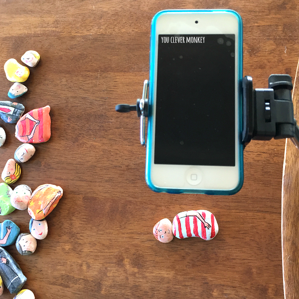 Stop Motion Video Making with Kids - how to create your own stop-go motion video using this app. Perfect project for young children to try | you clever monkey