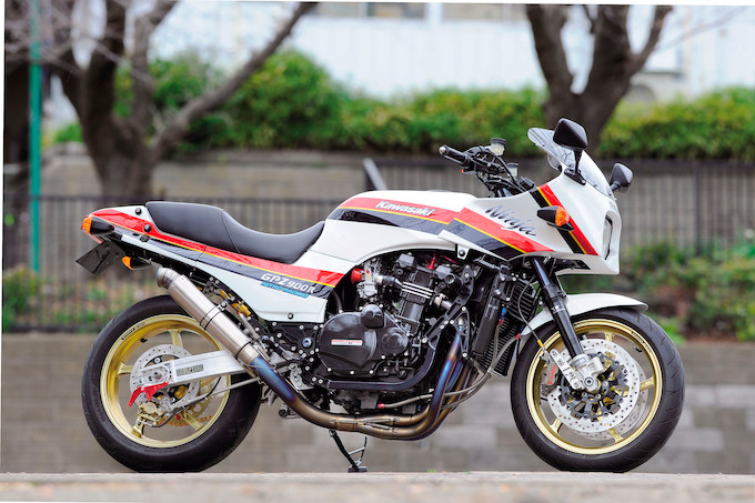 Kawasaki GPZ-R 900 et 750, 1000 RX, ZX 10 TOMCAT - Page 9 Kawasaki%2BGPZ%2B900R%2Bby%2BSanctuary%2BYokohama%2BYamato%2B01