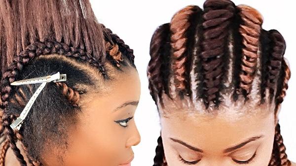 Tree braids