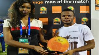 Elia Meschack, el mejor jugador africano