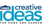 I'm honored to be a member of the Lowes Creative Ideas Garden Club Bloggers!