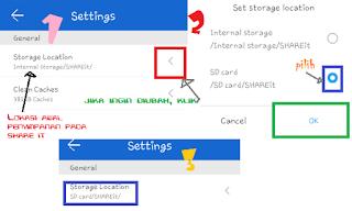 Gambar 7 Cara Mudah Transfer Data Dari Smartphone Android ke Komputer Menggunakan SHAREit