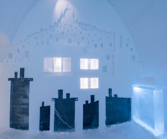 deco: icehotel Jukkasjarvi