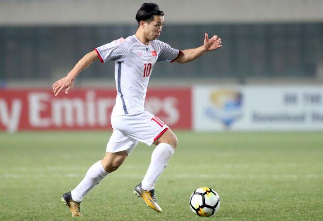 U23 Việt Nam thắng Syria: HLV Park Hang Seo cấm Công Phượng làm gì? 4