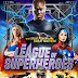 The League Of Superheroes DVD Unboxing and Review