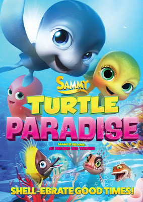 Sammy & Co – Turtle Paradise 2017 DVD R1 NTSC Latino