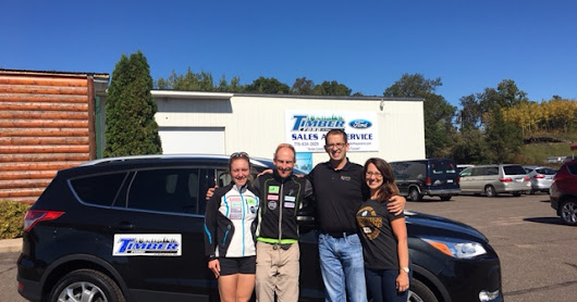 New Partnership with Timber Ford of Hayward