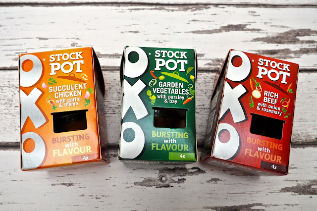 OXO Stock Pots in boxes