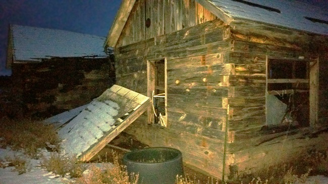 Urban Exploration of Abandoned farm near Flagstaff, Arizona