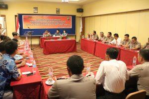 PT SDIC Papua Cement Indonesia (SPCI) dan Polda Papua Barat MOU Pengamanan Objek Vital