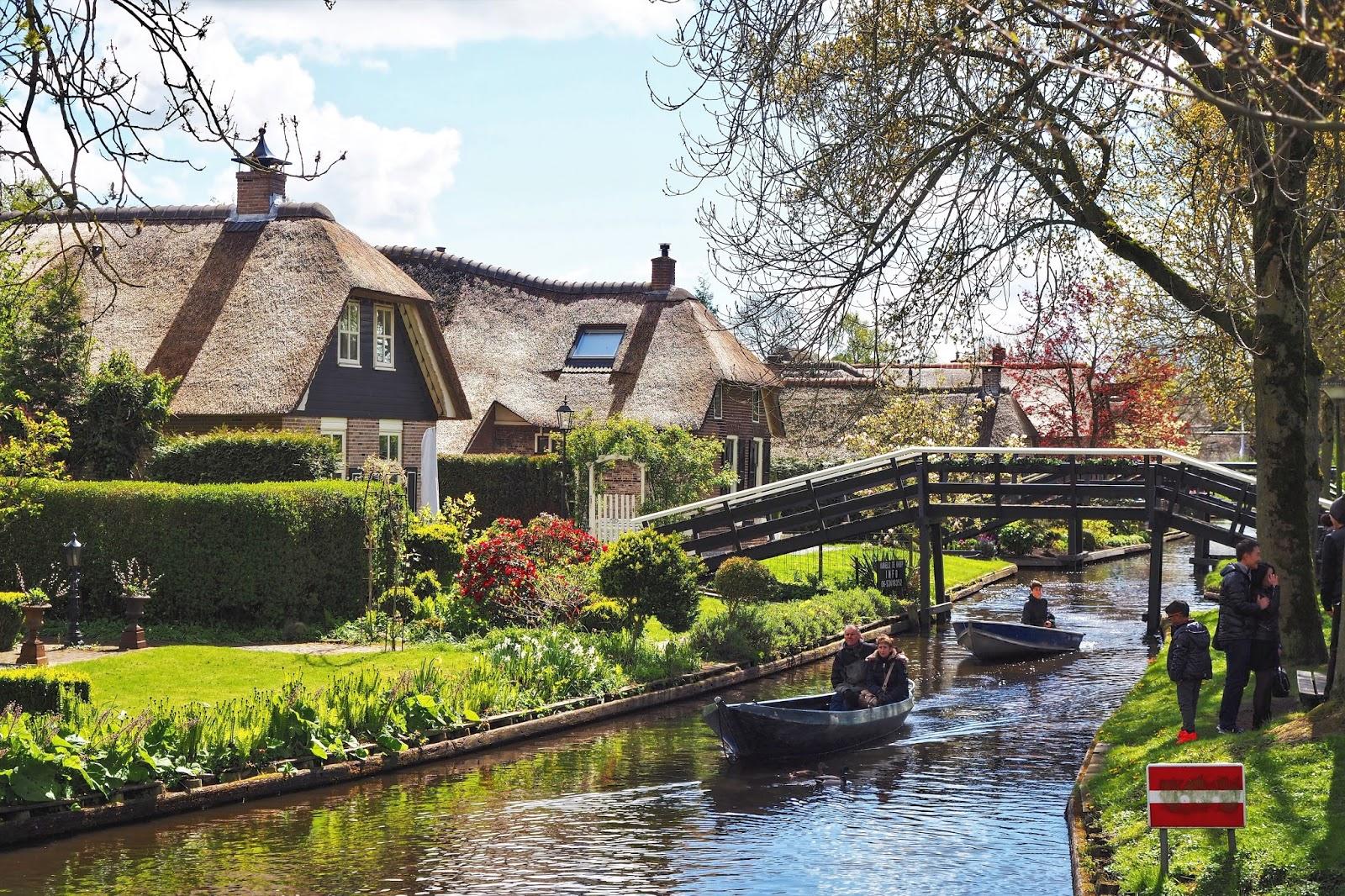 rx-78-2: 荷蘭~D7~羊角村(上) Giethoorn