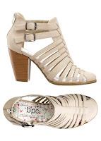 Sandale originale cu forma confortabila