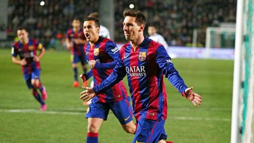 Barcelona vs Elche Score Updates: Time, TV schedule and ...  |Barcelona- Elche